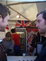 [27] The British Tent at EuropaFest