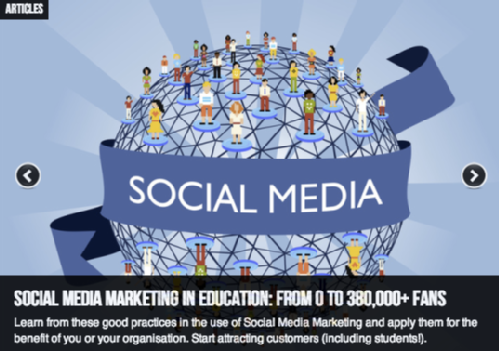 Social Media Marketing in Education