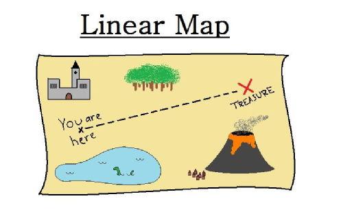 Linear Algebra pun.
