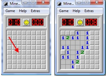Minesweeper - 1