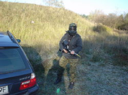 Paintball in Polland