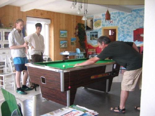 pool at hamacs