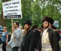 orothodox marchers
