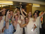 First Year-Toga Party