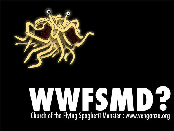 Church of the flying spaghetti monster dating florida