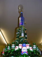 Our Tower of Drinks