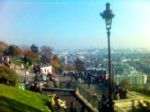 View of Paris from Montmartre