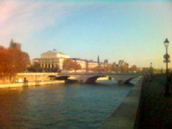 The Seine from near Notre Dame