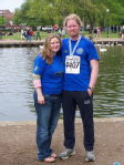 Shakespeare Half-Marathon: After
