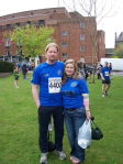 Shakespeare Half-Marathon: Before
