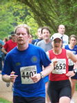 Shakespeare Half-Marathon: During