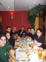 Curry with SMSU band 2