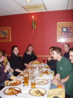 Curry with SMSU band 1