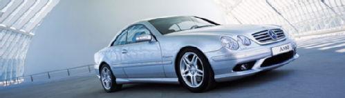 Benz CL55 AMG