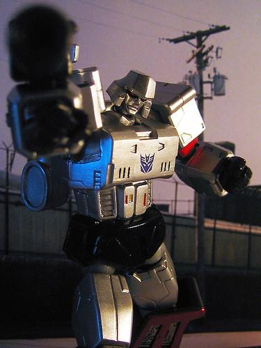 Megatron Revoltech