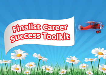 Career Success Toolkit branding