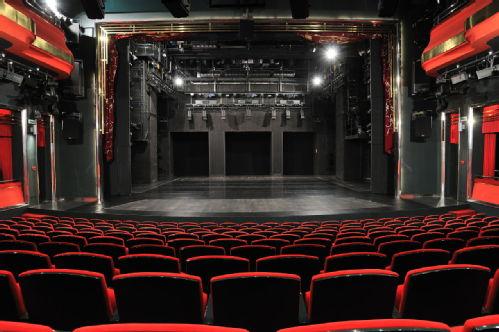 Empty Theatres