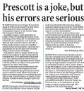 Evening Standard article on John Prescott