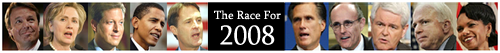 The Race For 2008.