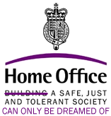 Home Office Corporate Logo (somewhat tweaked)