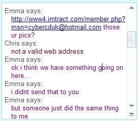 Virus on MSN