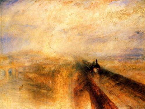 """Rain, Steam, and Speed"", Turner"