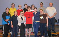 Tramp Coaching Course 2005