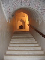 Inside Jabrin Fort