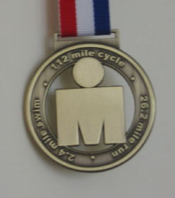 finishers medal :o)