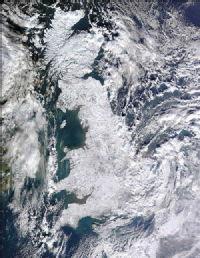 UK Snow - January 2010