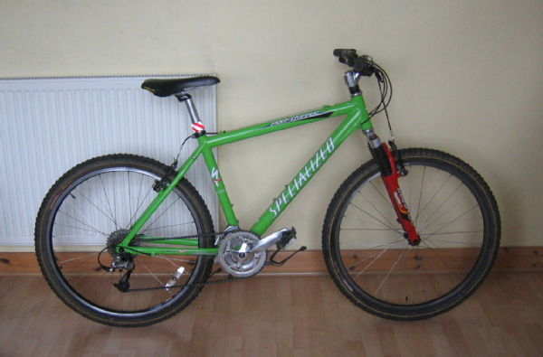 1999 Specialized Rockhopper Comp