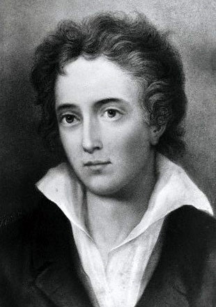 Shelley - known supporter of Irish revolution in 1811