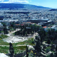 Theatre of Dionysos, Athens