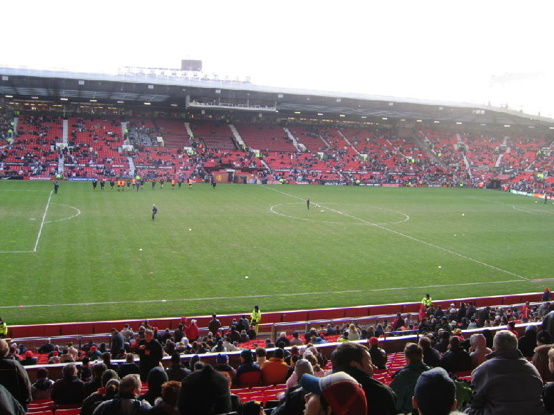 Old Trafford Stadium Maxilian S Workshop