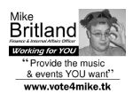 Mike - Entertainment