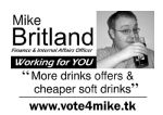 Mike - Drinks