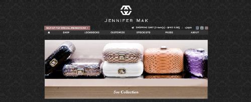 Jennifer Mak Website