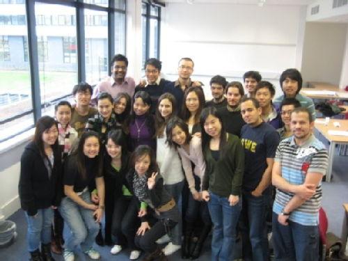 MBE class 2008/09
