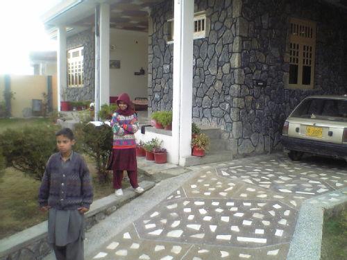 SA Team House