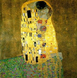 hideous klimt rubbish