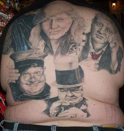 Follow-up to even worse tattoo! from Talking Behind the Psychic's Back