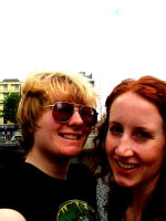 fleur+me at the liffey