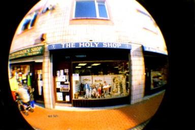 Holy Shop!