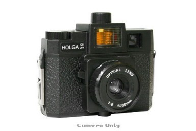 Not quite a friend, but a Holga