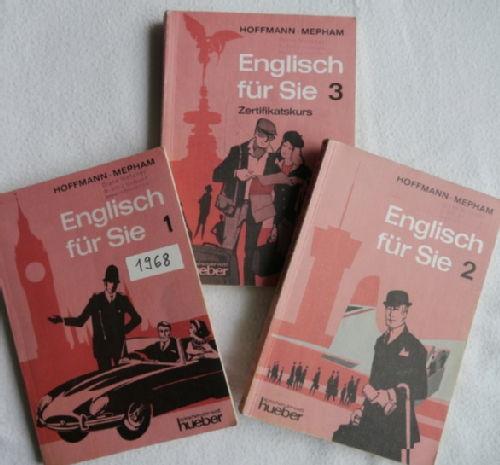 Englisch fur Sie covers
