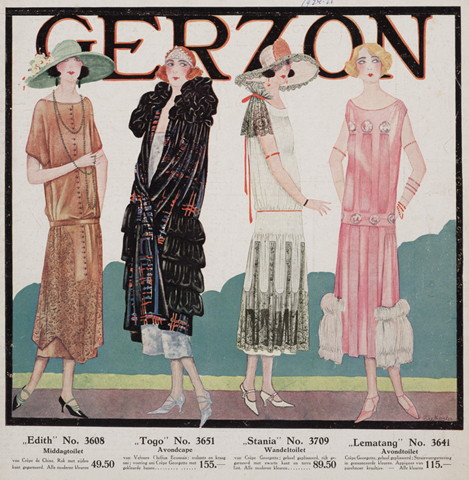 Gerzon, Fashion Palace