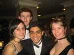 Me, Chris, Anant and Anna