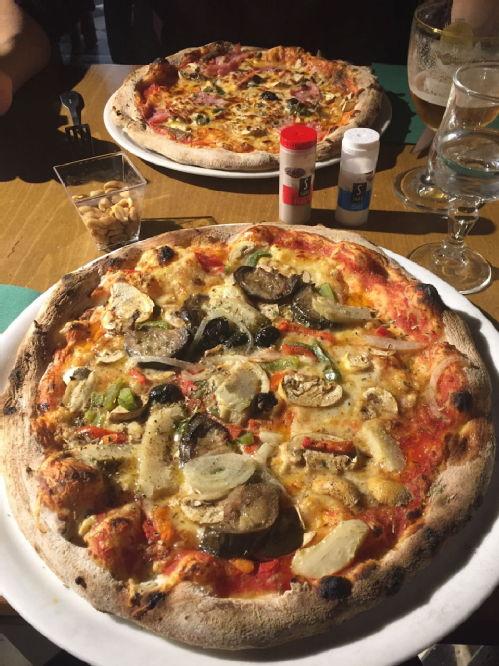 pizza st etienne