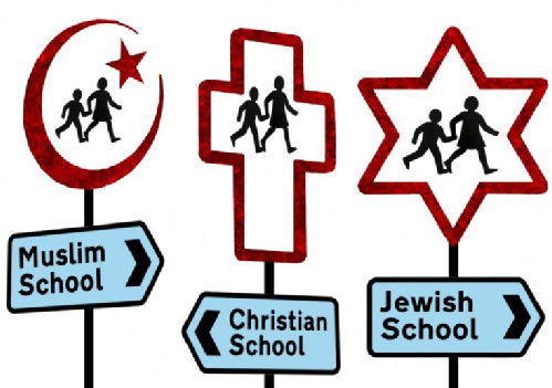 do faith based schools create division and segregation religion essay Segregation of religions cause harmful divisions in society indoctrination versus parental discretion the effectiveness of faith schools new research published by the fair admissions campaign has highlighted the extent to which faith-based admissions policies create socio-economic.
