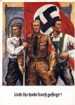 Nazi Brothers Poster